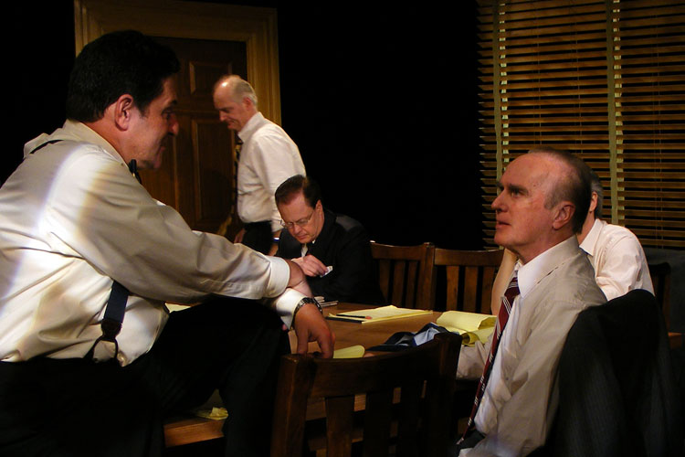 twelve angry men stage directions Twelve angry men questions and the stage directions of twelve angry men indicate that the jurors listen intently as the judge admonishes them before they.